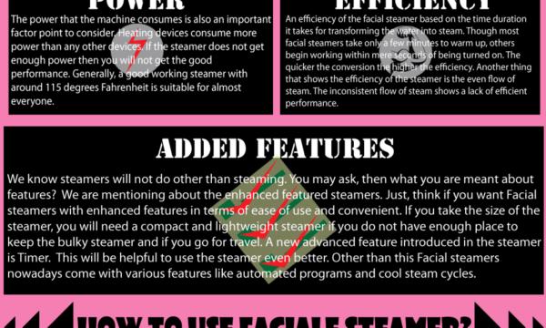 How to Choose a Facial Steamer
